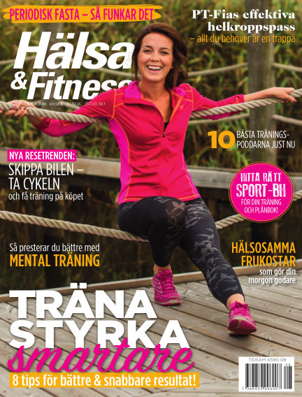 Hälsa & Fitness (Inga nya utgåvor) July 28, 2016 00:00