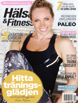 Hälsa & Fitness 2016-08-25
