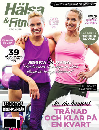 Hälsa & Fitness (Inga nya utgåvor) 2016-11-24
