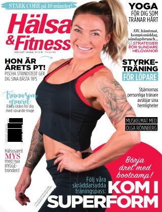 Hälsa & Fitness (Inga nya utgåvor) 2016-12-29