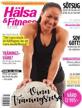Hälsa & Fitness (Inga nya utgåvor) 2017-02-23
