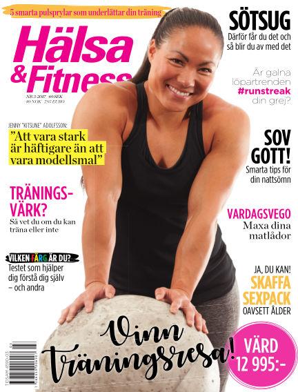 Hälsa & Fitness February 23, 2017 00:00