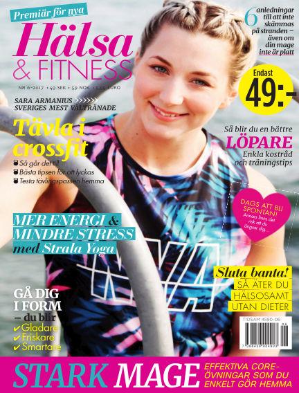 Hälsa & Fitness (Inga nya utgåvor) May 24, 2017 00:00