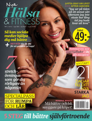 Hälsa & Fitness (Inga nya utgåvor) 2017-06-22
