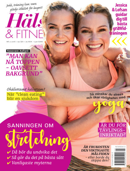 Hälsa & Fitness February 22, 2018 00:00