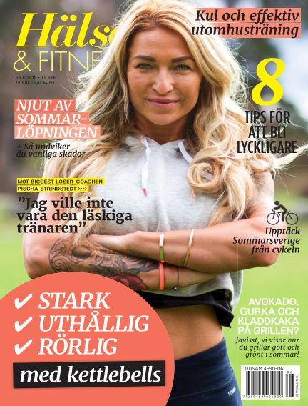Hälsa & Fitness May 24, 2018 00:00
