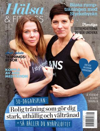 Hälsa & Fitness (Inga nya utgåvor) 2018-12-28