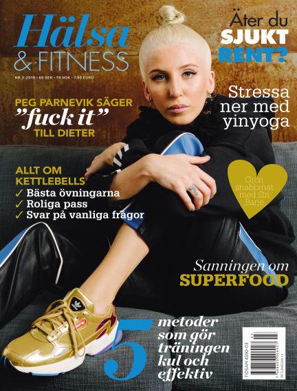 Hälsa & Fitness March 05, 2019 00:00