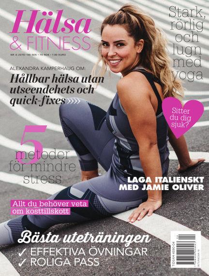 Hälsa & Fitness April 02, 2019 00:00