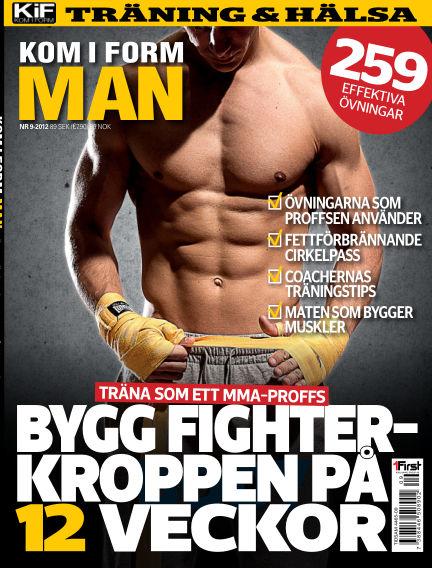 Kom i form man (Inga nya utgåvor) October 16, 2012 00:00