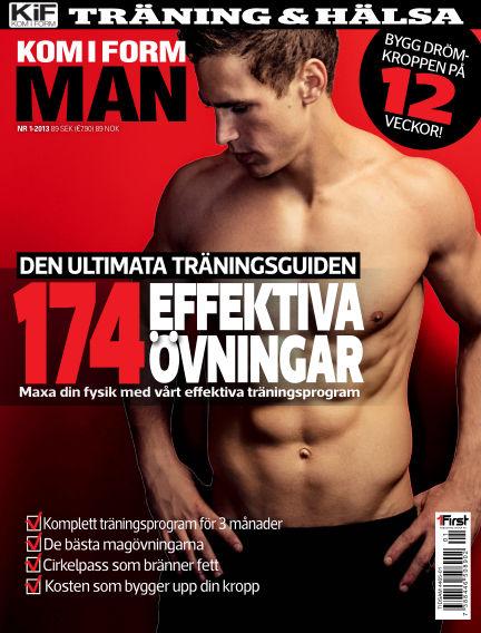 Kom i form man (Inga nya utgåvor) December 18, 2012 00:00