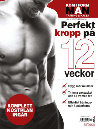 Kom i form man (Inga nya utgåvor) 2010-12-22