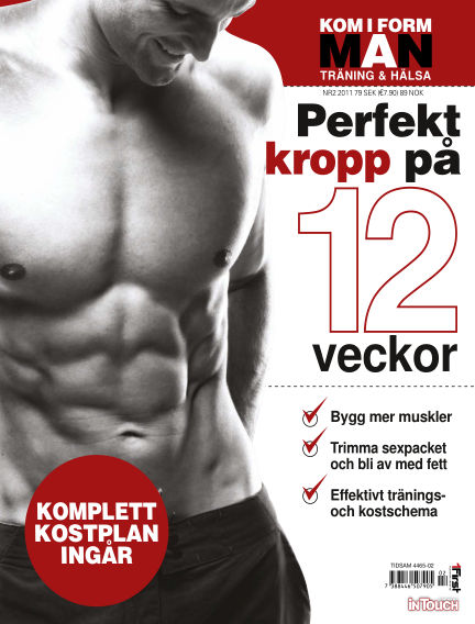 Kom i form man (Inga nya utgåvor) December 22, 2010 00:00
