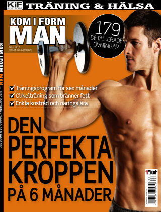 Kom i form man (Inga nya utgåvor) 2012-02-09