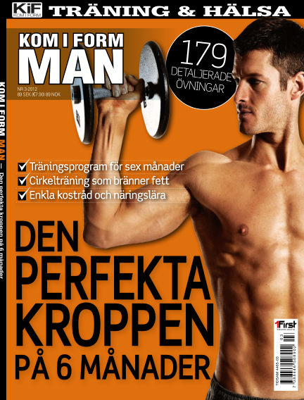 Kom i form man (Inga nya utgåvor) February 09, 2012 00:00