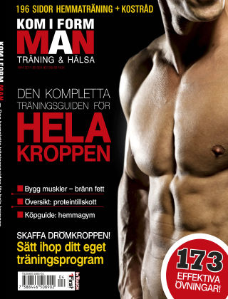 Kom i form man (Inga nya utgåvor) 2011-05-24