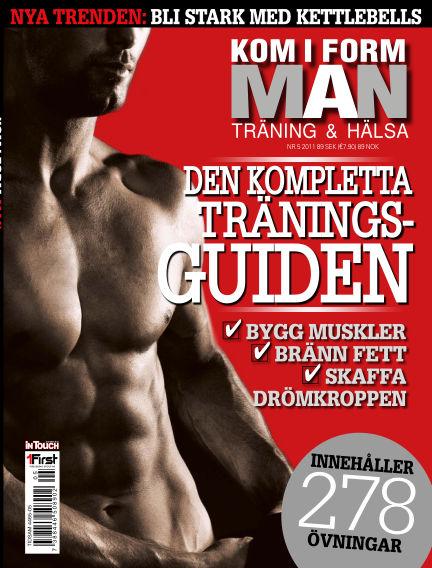 Kom i form man (Inga nya utgåvor) October 06, 2011 00:00
