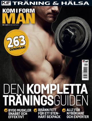 Kom i form man (Inga nya utgåvor) 2013-05-28