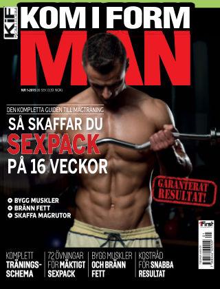 Kom i form man (Inga nya utgåvor) 2015-02-17