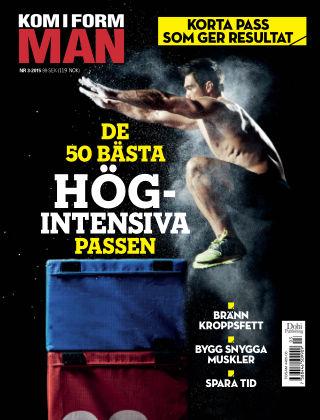 Kom i form man (Inga nya utgåvor) 2015-06-09