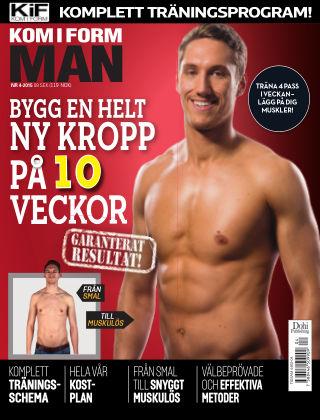Kom i form man (Inga nya utgåvor) 2015-08-04