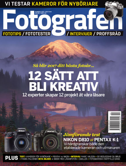 Fotografen January 31, 2017 00:00
