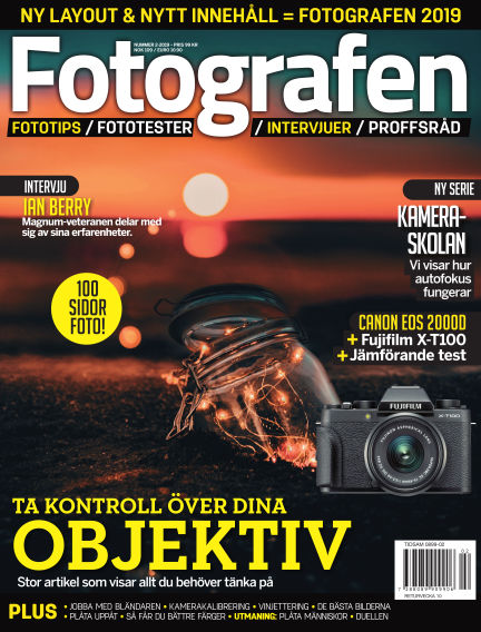 Fotografen January 29, 2019 00:00