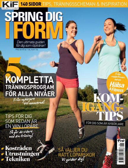 Kom i form kvinna (Inga nya utgåvor) April 02, 2013 00:00