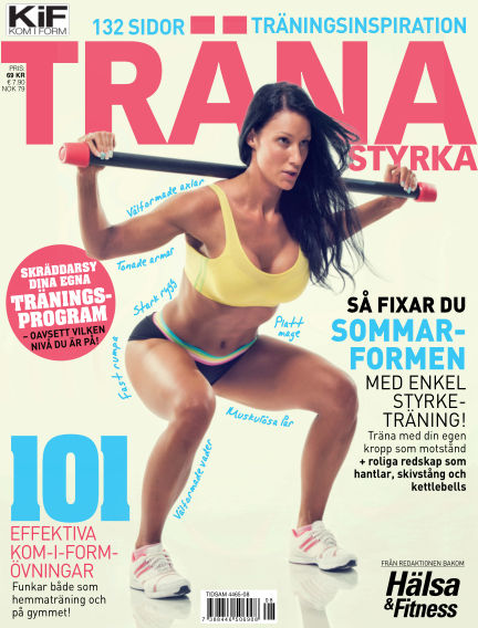 Kom i form kvinna (Inga nya utgåvor) May 28, 2013 00:00