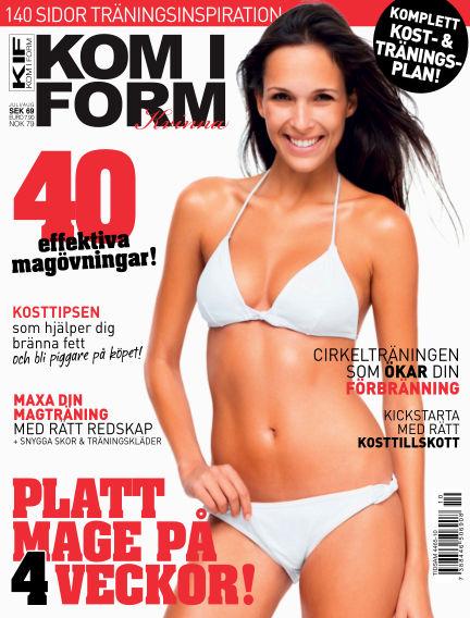 Kom i form kvinna (Inga nya utgåvor) July 11, 2013 00:00