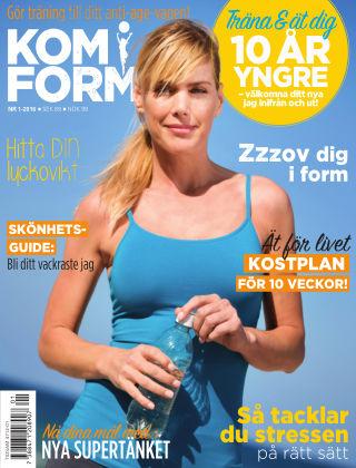 Kom i form kvinna (Inga nya utgåvor) 2016-02-18