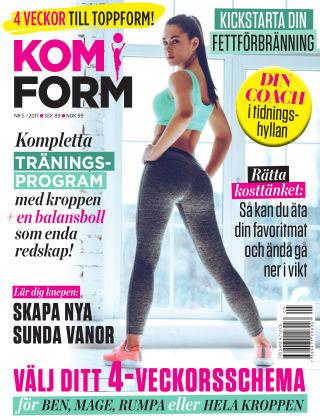 Kom i form kvinna (Inga nya utgåvor) 2017-10-05