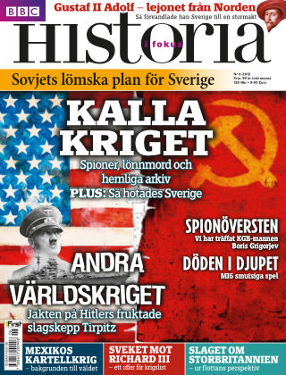 BBC Historia (Inga nya utgåvor) 2012-06-12