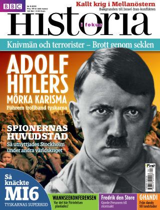 BBC Historia (Inga nya utgåvor) 2012-10-30