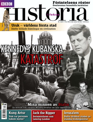 BBC Historia (Inga nya utgåvor) 2011-05-30