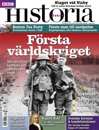 BBC Historia (Inga nya utgåvor) 2011-07-12