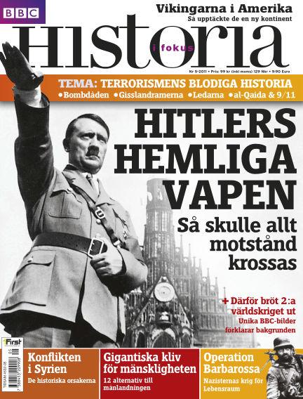 BBC Historia (Inga nya utgåvor) August 23, 2011 00:00