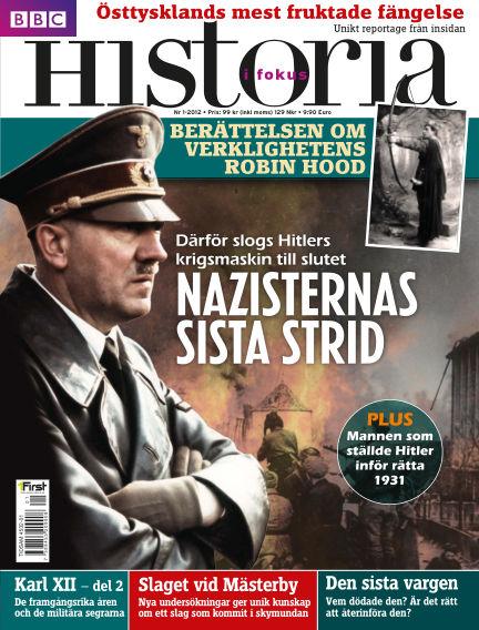 BBC Historia (Inga nya utgåvor) December 06, 2011 00:00