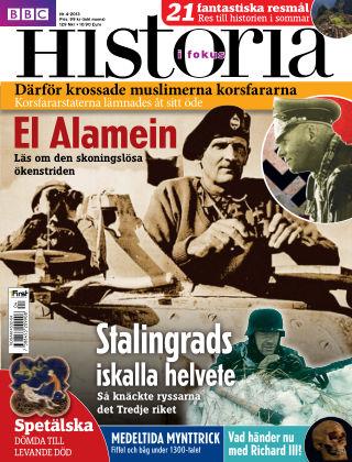 BBC Historia (Inga nya utgåvor) 2013-05-08