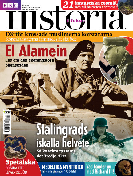 BBC Historia (Inga nya utgåvor) May 08, 2013 00:00
