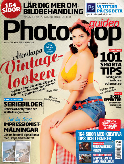 PhotoshopGuiden (Inga nya utgåvor) September 04, 2012 00:00