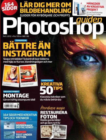 PhotoshopGuiden (Inga nya utgåvor) November 08, 2012 00:00