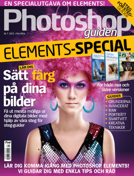PhotoshopGuiden (Inga nya utgåvor) November 01, 2012 00:00