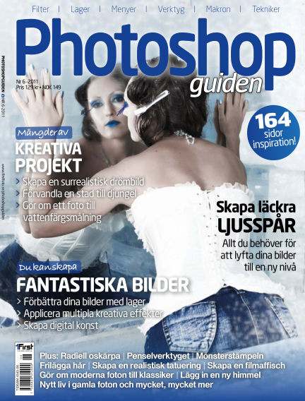 PhotoshopGuiden (Inga nya utgåvor) November 15, 2011 00:00