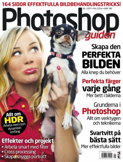 PhotoshopGuiden (Inga nya utgåvor) January 25, 2011 00:00