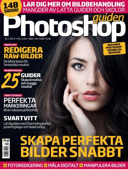 PhotoshopGuiden (Inga nya utgåvor) April 02, 2013 00:00