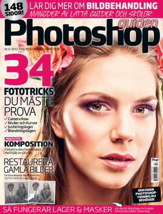 PhotoshopGuiden (Inga nya utgåvor) 2013-08-06
