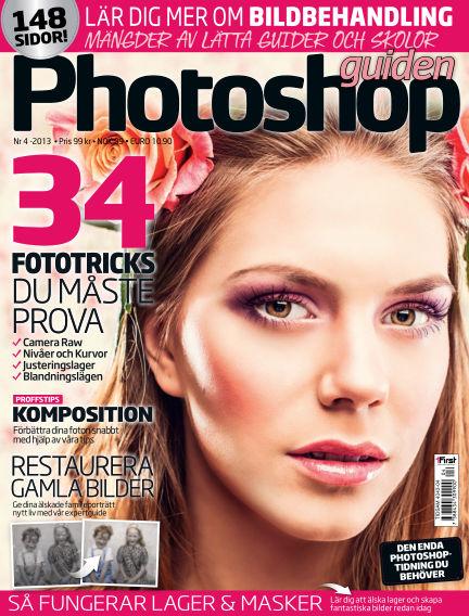 PhotoshopGuiden (Inga nya utgåvor) August 06, 2013 00:00