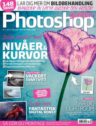 PhotoshopGuiden (Inga nya utgåvor) 2013-10-01