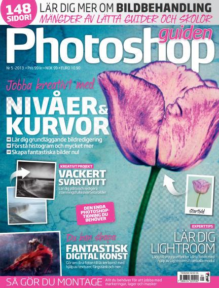 PhotoshopGuiden (Inga nya utgåvor) October 01, 2013 00:00